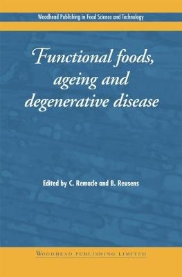 Functional Foods  Ageing and Degenerative Disease PDF