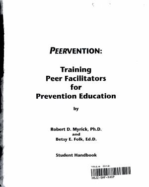 Peervention PDF