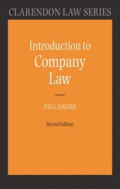Introduction to Company Law: Edition 2