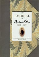 The Journal of Beatrix Potter from 1881 to 1897 PDF