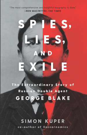 Spies  Lies  and Exile