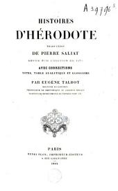Histoires d'Hérodote