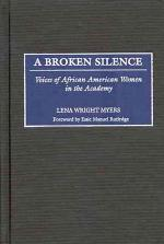 A Broken Silence