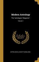 Modern Astrology PDF