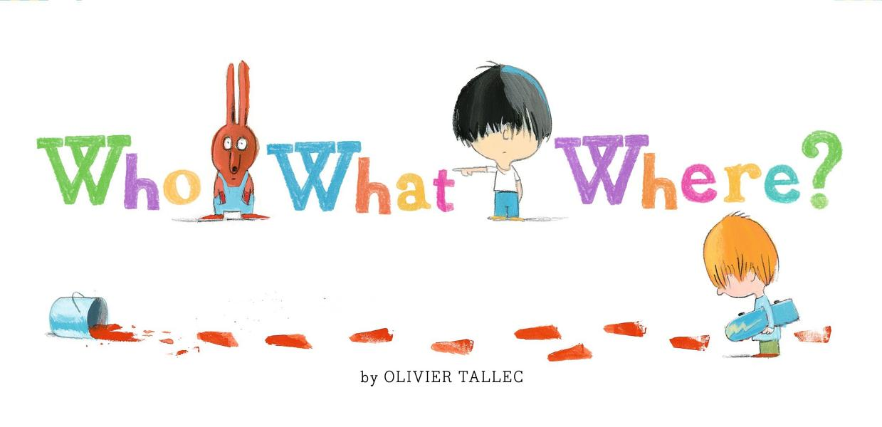Download Who What Where  Book
