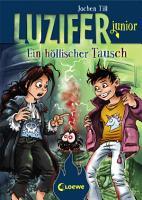 Luzifer junior 5   Ein h  llischer Tausch PDF