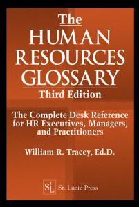 The Human Resources Glossary PDF