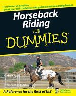 Horseback Riding For Dummies