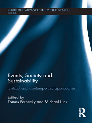 Events  Society and Sustainability PDF