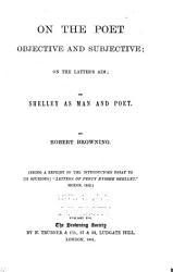 The Browning Society s Papers PDF