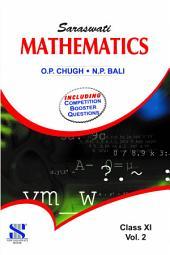 Saraswati Mathematics -Vol-2