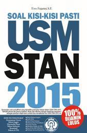 Soal Kisi-Kisi Pasti USM STAN 2015: 100% Dijamin Lulus