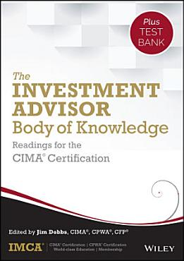The Investment Advisor Body of Knowledge   Test Bank PDF