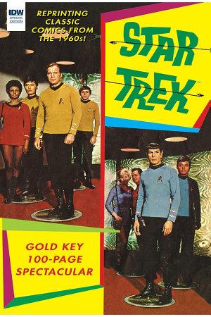 Star Trek Gold Key 100 page Spectacular