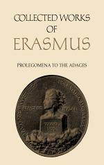 Prolegomena to the Adages