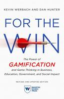 For the Win  Revised and Updated Edition PDF