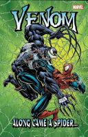Venom  Along Came a Spider    Book