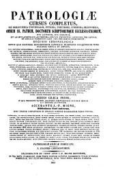 S. P. N. Joannis Chrysostomi, Archiepiscopi Constantinopolitani, Opera omnia quae exstant: Volume 10