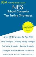 NES School Counselor - Test Taking Strategies
