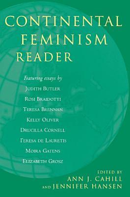 Continental Feminism Reader PDF