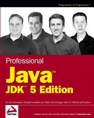 Professional Java PDF