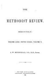 Methodist Review: Volume 71