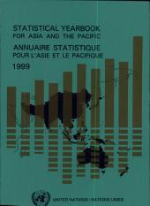 Annuaire Statistique Pour L'Asie Et Le Pacifique