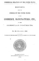 Commercial Relations of the United States PDF