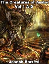 The Creatures of Arator A-e