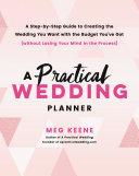 A Practical Wedding Planner
