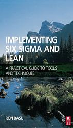Implementing Six Sigma And Lean Book PDF