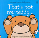 That s Not My Teddy
