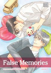 False Memories, Vol. 1 (Yaoi Manga)