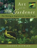 Art and the Gardener PDF