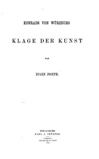 Quellen und Forschungen zur Sprach  und Culturgeschichte der germanischen V  lker PDF