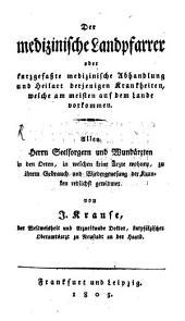Medizinisch praktisches Hülfs- und Hausbuch