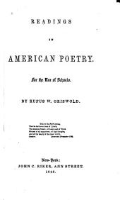 Readings in American Poetry