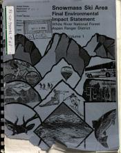 White River National Forest  N F    Snowmass Ski Area PDF