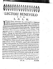 Libri tres de origine Urbium