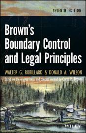 Brown S Boundary Control And Legal Principles