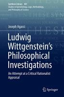 Ludwig Wittgenstein   s Philosophical Investigations PDF