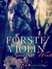Første violin
