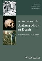A Companion to the Anthropology of Death PDF