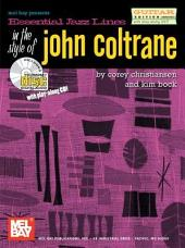Essential Jazz Lines: In the Style of John Coltrane/Guitar Edt.