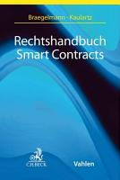 Rechtshandbuch Smart Contracts PDF