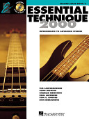 Essential Technique 2000 Book