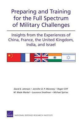 Preparing and Training for the Full Spectrum of Military Challenges PDF