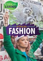 Ethical Fashion PDF