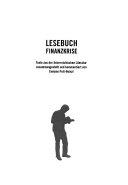 Lesebuch Finanzkrise PDF