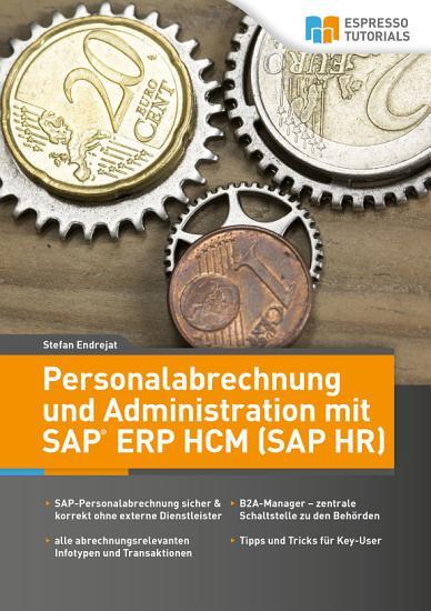 Personalabrechnung und Administration mit SAP ERP HCM  SAP HR  PDF